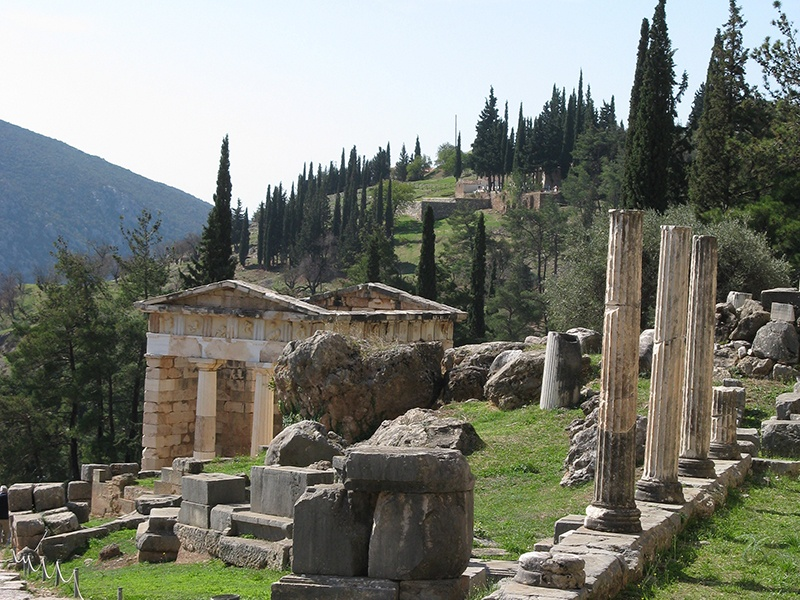 Delphi_Greece_Arhcaeological_Site