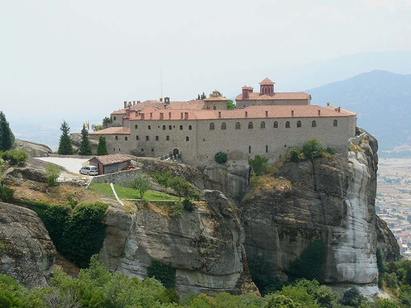 Meteora_Greece_The_Holy_Monastery_of_St._Stephen