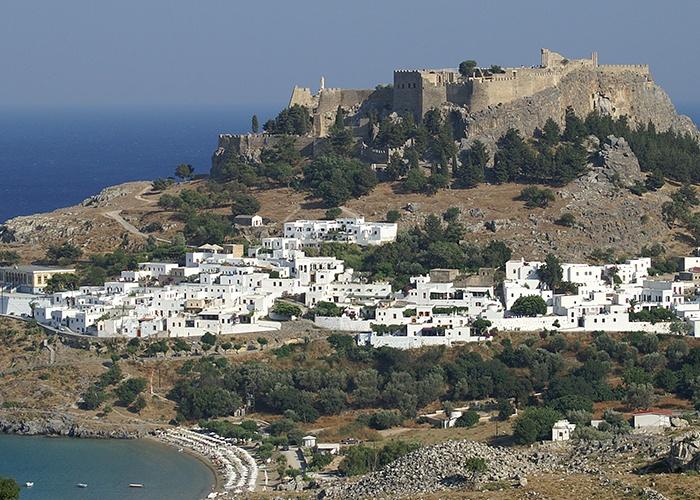 Rhodes_Greece_Lindos_Castle