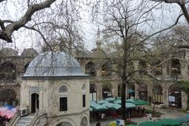 Bursa_Turkey_Silk_Bazaar