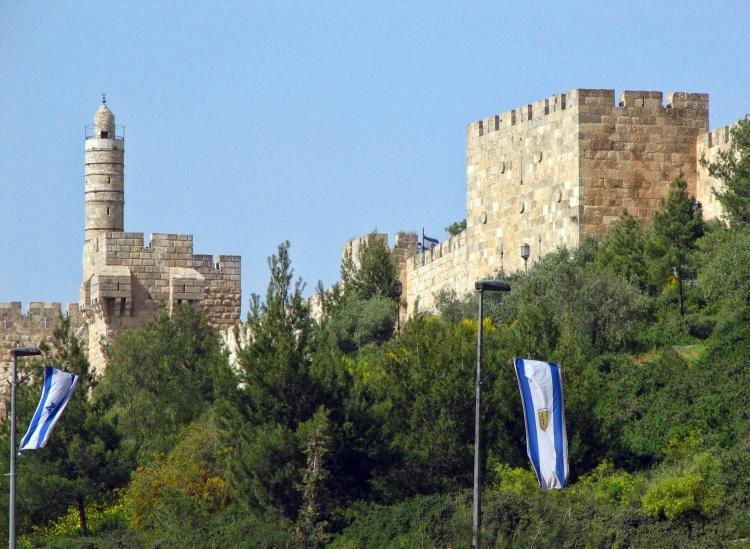 Torre de David Jerusalén Atenas Mykonos Patmos Creta