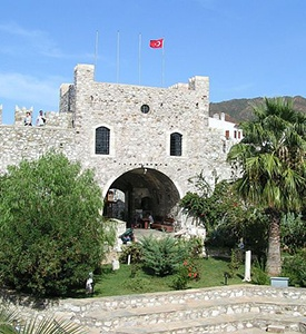 Marmaris_Turkey_Castle