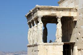 Acropolis_Athens_Greece_Karyatides Athens city Break