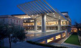 Museo de la Acrópolis de Atenas Grecia