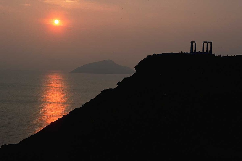 Cape_Sounion_Sunset Cape Sounion Half Day
