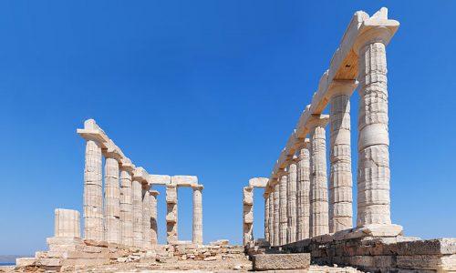 Cabo Sounion templo de poseidon