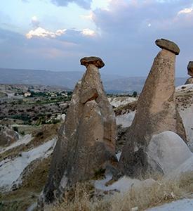 Cappadocia_Turkey_High_Chimneys Istanbul Cappadocia Cairo vacation