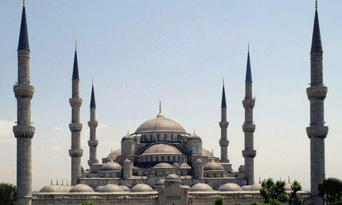 Estambul Turquía SultanAhmet Mezquita
