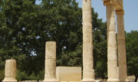 Olimpia Grecia Philippion Tholos