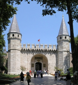 Istanbul_Turkey_Topkapi_Palacepkapi_Palace Aegean Adventure Greek Islands