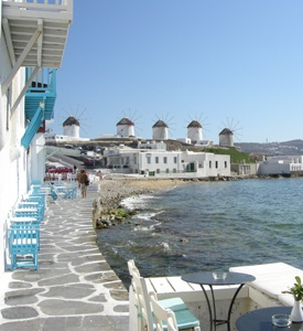 Mykonos_Myconos_Island_Greece_little_venice Athens Greek Islands Turkey