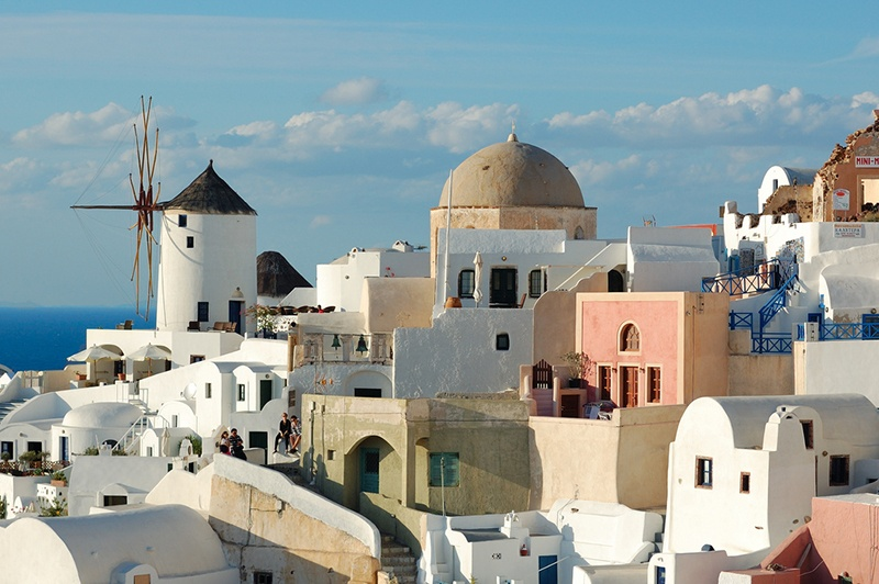 Santorini_Island_Greece Cruise Greek Islands Turkey