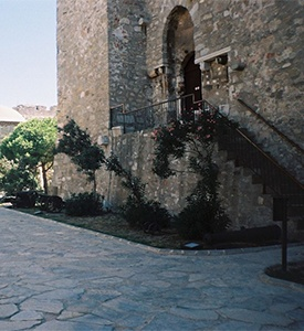 Canakkale_Turkey_fortress Greek Islands Turkey Cruise
