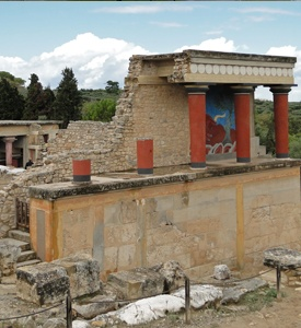 Heraklion_Crete_Island_Greece_Knossos_Palace Aegean Adventure Greek Islands