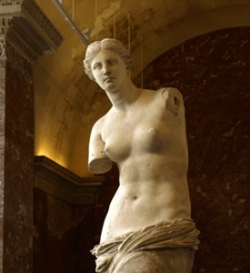 Milos_Island_Greece_Venus_Louvre_Museum Golden Adventure Greek Islands