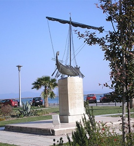Volos_Greece_Argo_Sclupture Greek Islands Turkey Cruise