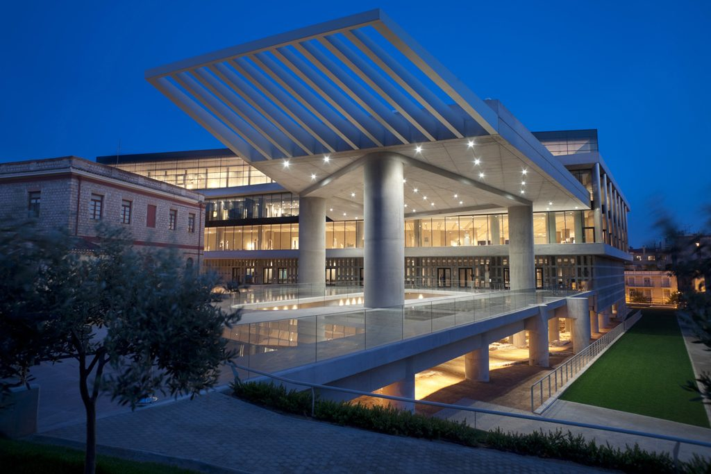 athens_greece_acropolis_museum Greece Turkey Athens Istanbul
