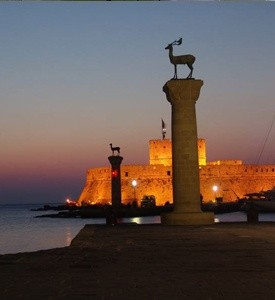 Rhodes_Greece_Sunrise Golden Adventure Greek Islands