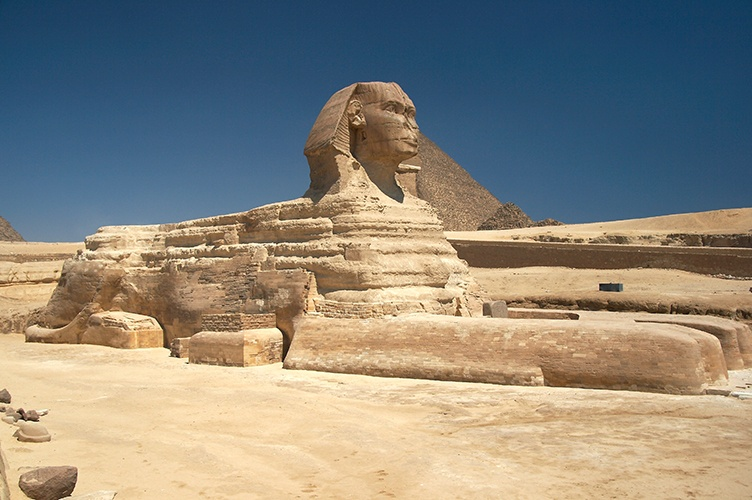 Cairo_Egypt_The_Great_Sphinx_of_Giza 3 Countries 3 Civilizations