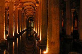 Istanbul_Turkey_Basilica_Cistern Estambul Kusadasi Éfeso Paquete