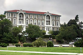 Istanbul_Turkey_Bosphorus_University Istanbul Vacation Package