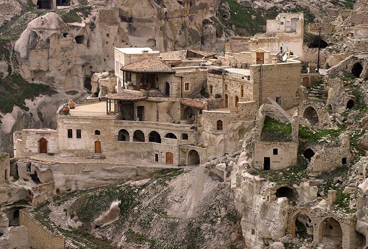 Cappadocia_Turkey_House Ankara Cappadocia Pamukkale Ephesus