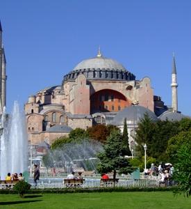 Istanbul_Turkey_Hagia_Sophia Estambul Kusadasi Éfeso Paquete