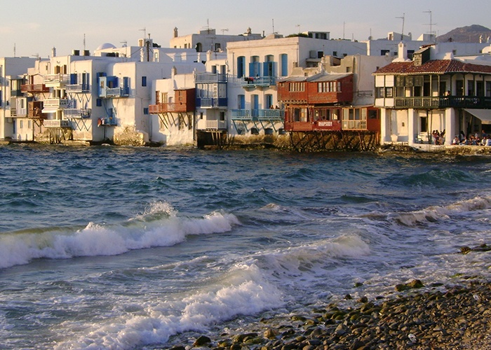 Mykonos_Myconos_Island_Greece_little_venice Athens 7 day Cruise