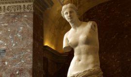 Isla de Milos Grecia Venus Museo del Louvre