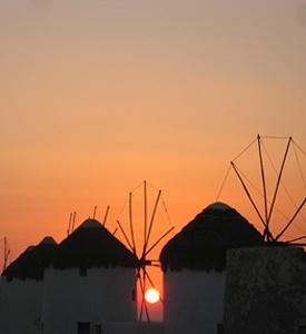 Isla de Mykonos Grecia Mykonos Patmos Éfeso Kusadasi