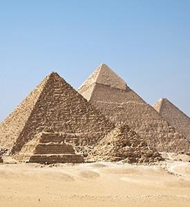 El Cairo Egipto Al Gizah Pirámides Athens 3 continents