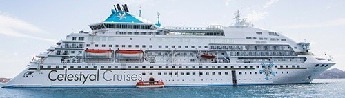 Celestyal Cruises Athens 3 continents