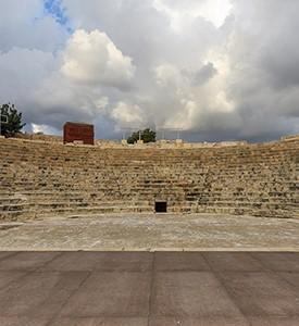 Limassol_Cyprus_Kourion_Greco_Roman_Theatre Atenas 3 continentes