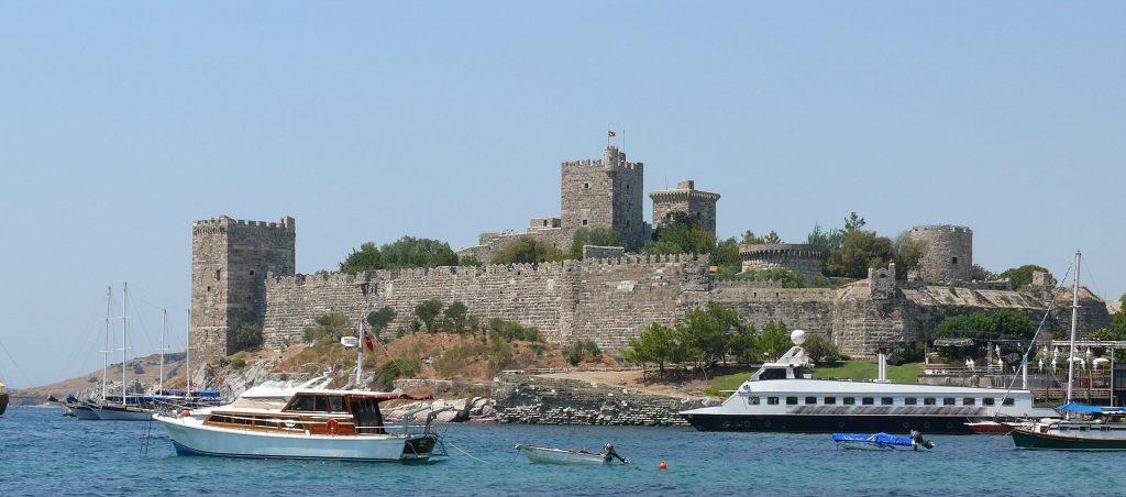 Bodrum Turkey The Castle of St. Peter Bodrum Capadocia Rodas Estambul