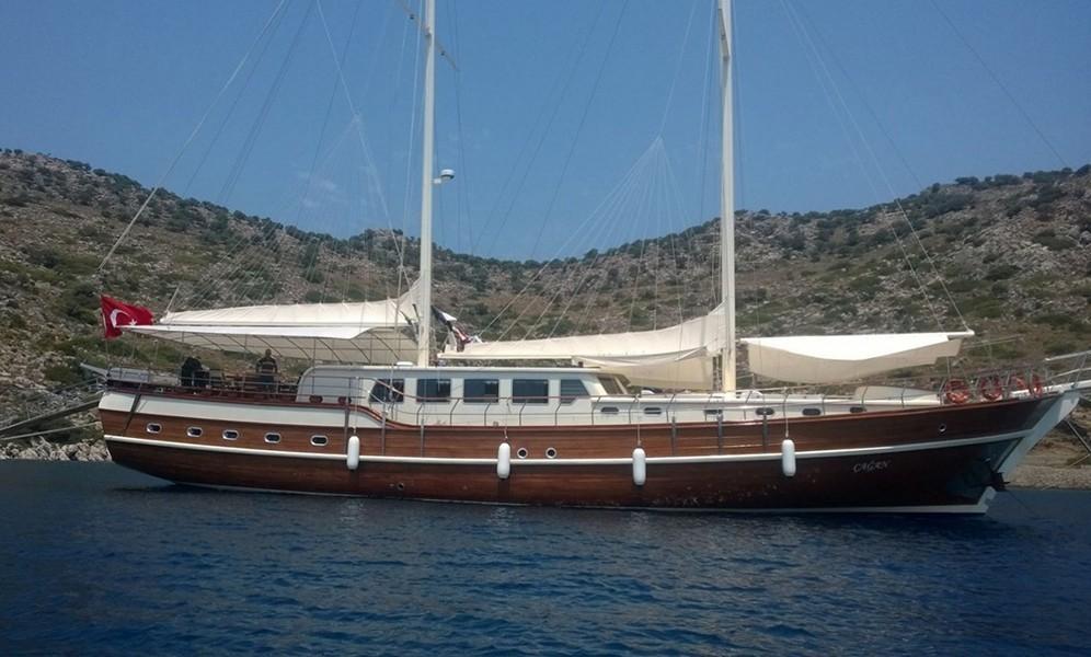 Estambul Marmaris Goleta crucero